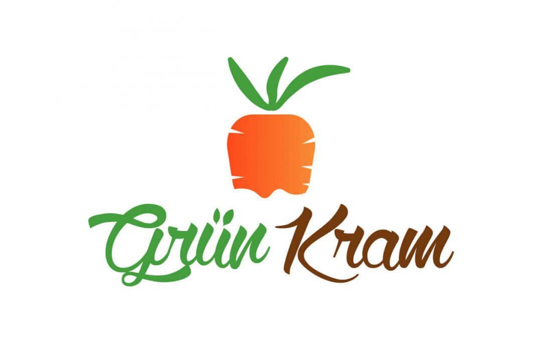 GrünKram Logo