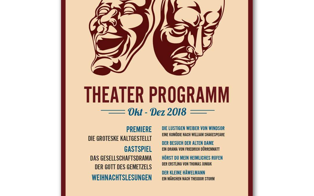 Theater im Parkett Plakat
