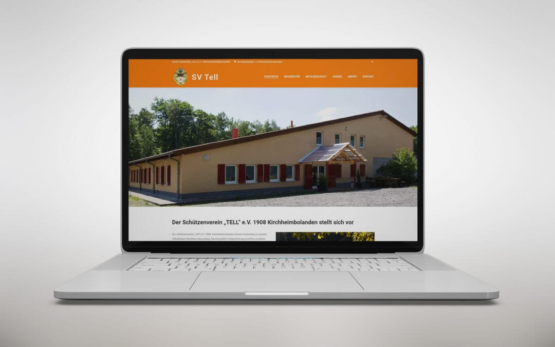 Schützenverein Tell Website